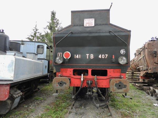 Ma visite - L'Ajecta journée de la vapeur, c'était les 19 et 20 Septembre 2020(e2)