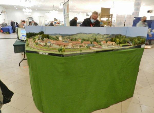 Ma visite,reportage à l'exposition de modélisme ferroviaire, Ozoir la Ferrière septembre 2020 (o1)