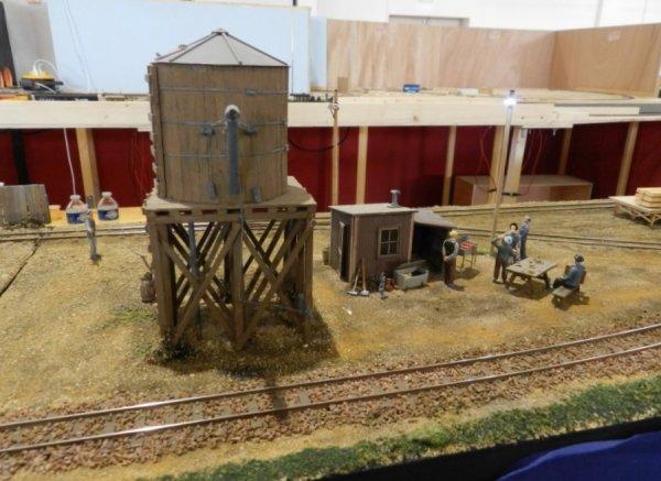 Ma visite,reportage à l'exposition de modélisme ferroviaire, Ozoir la Ferrière septembre 2020 (w4)