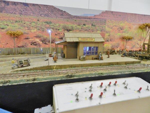 Ma visite,reportage à l'exposition de modélisme ferroviaire, Ozoir la Ferrière septembre 2020 (w5)