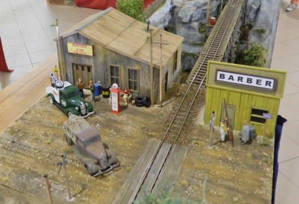 Ma visite,reportage à l'exposition de modélisme ferroviaire, Ozoir la Ferrière septembre 2020 (w6)