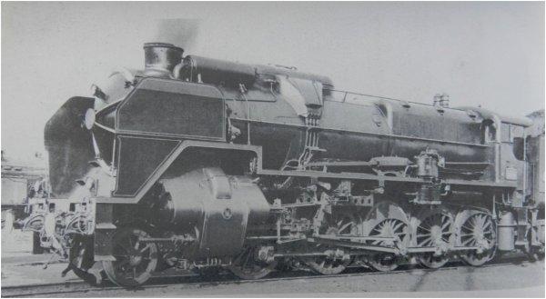 Les locomotives de mon père (mécanicien de route)