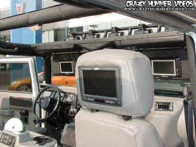 Interieur hummer hummer for Interieur hummer