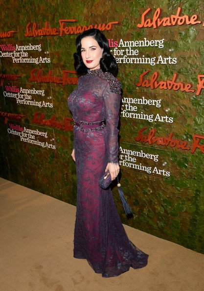 Wallis Annenberg Center for the Performing Arts Gala inaugural présenté par Salvatore Ferragamo - Red Carpet