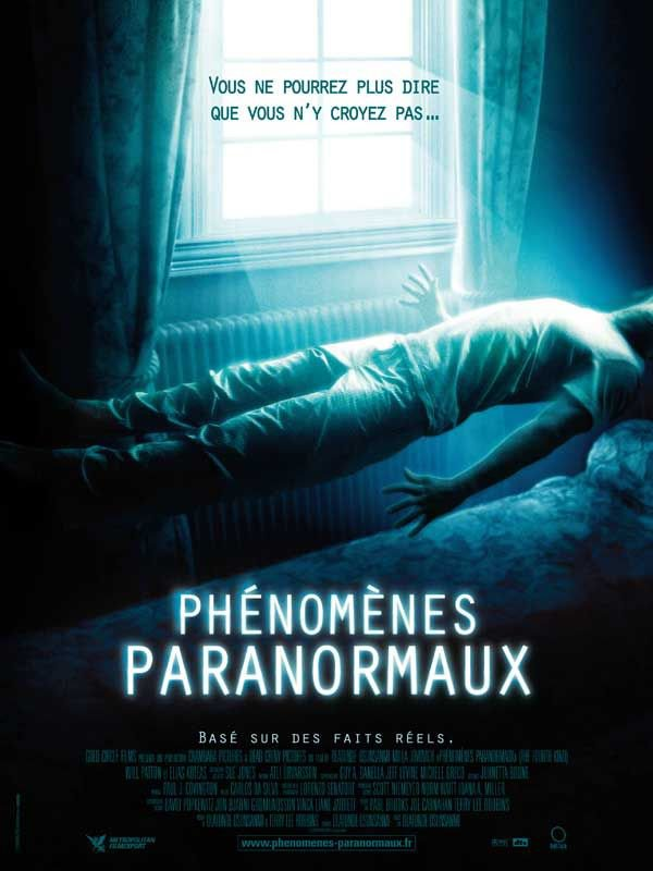 Phénomenes paranormaux ma critique