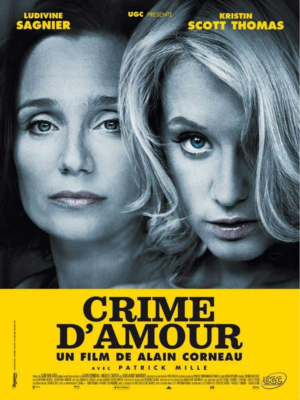 Crime d'amour ma critique