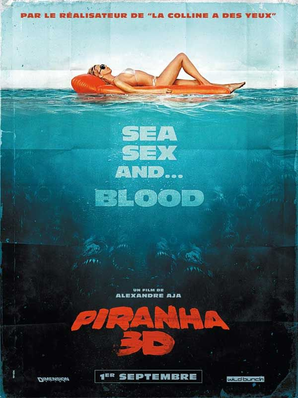 Piranha 3D ma critique