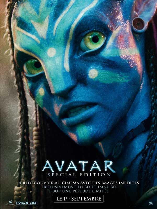 Avatar edition spéciale 3D ma critique