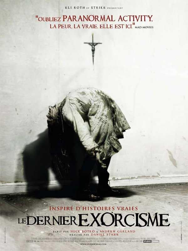 Le Dernier exorcisme ma critique