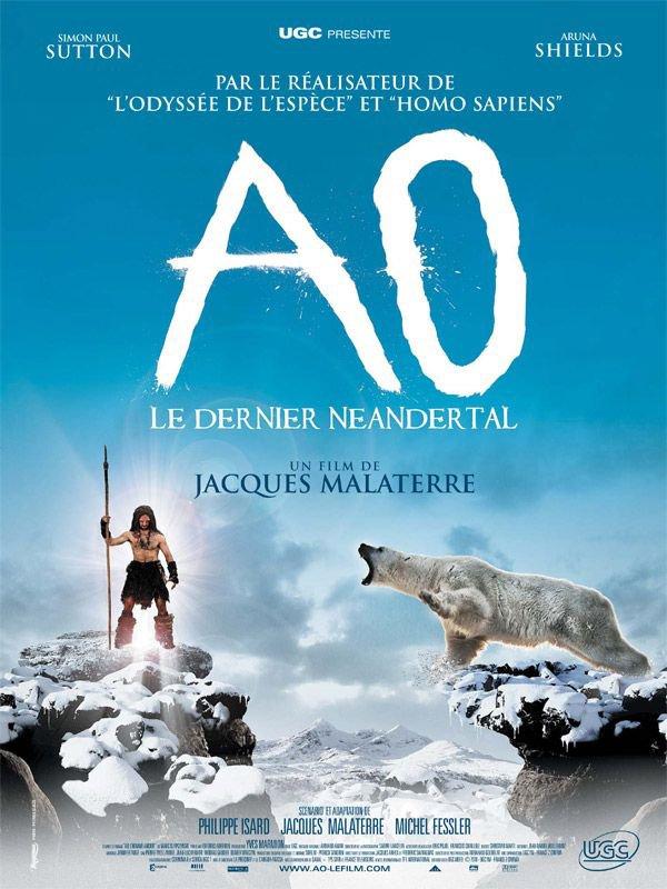 AO, le dernier Néandertal ma critique