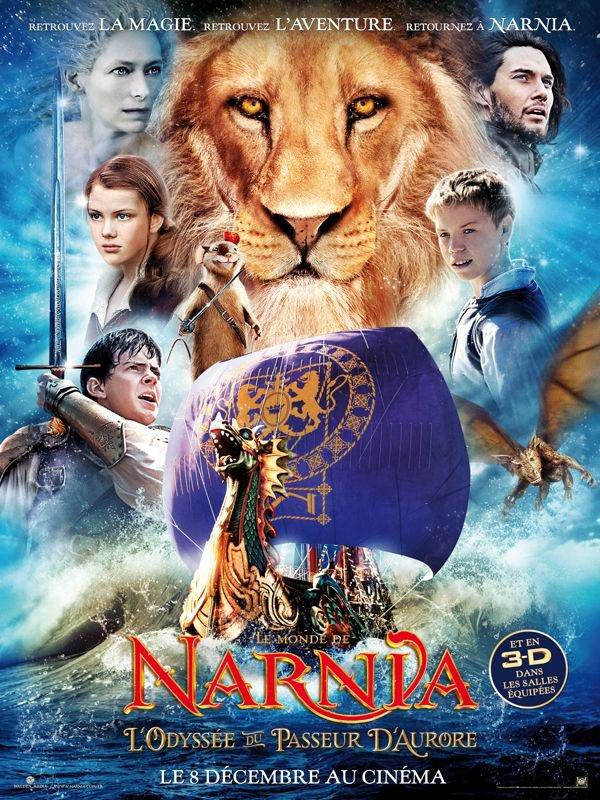 Le Monde de Narnia : L'Odyssée du Passeur d'aurore ma critique