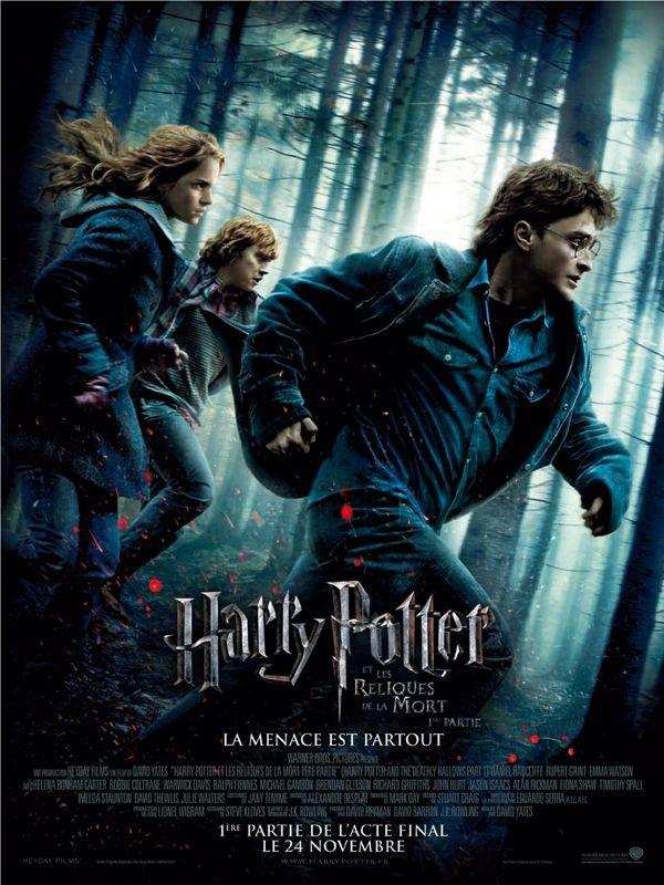 Harry Potters et les reliques de la mort  1er partie ma critique