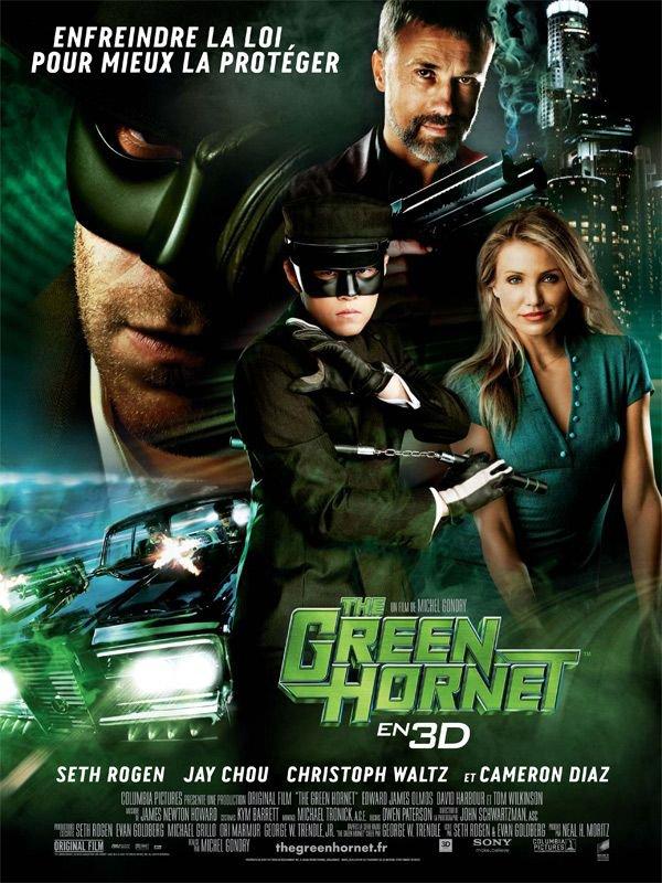 The green hornet ma critique