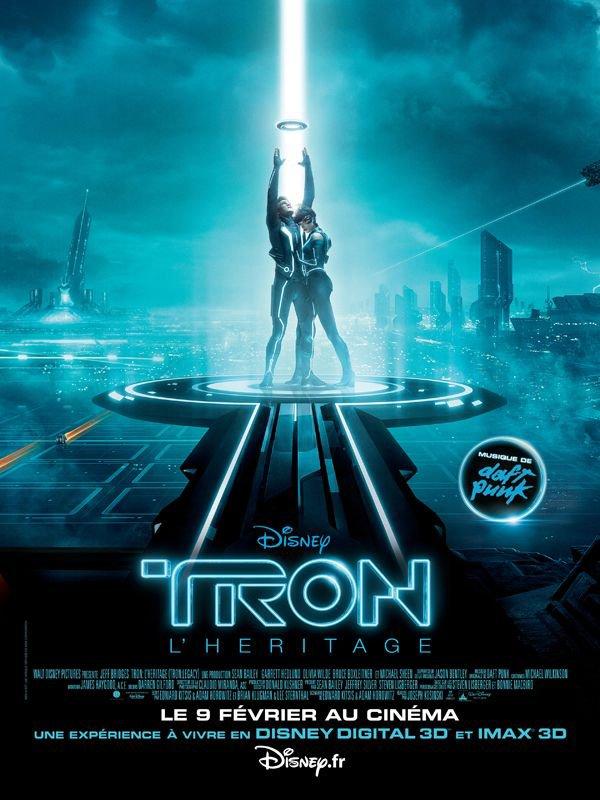 Tron Legacy ma critique