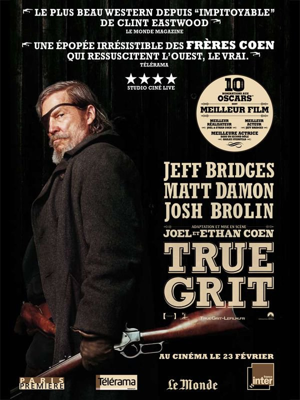True Grit ma critique