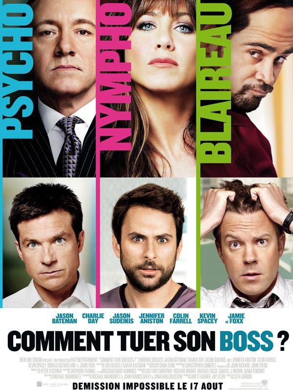 Comment tuer son Boss ? ma critique