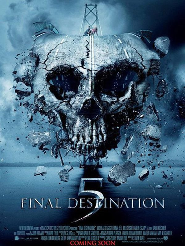 Destination Finale 5  ma critique