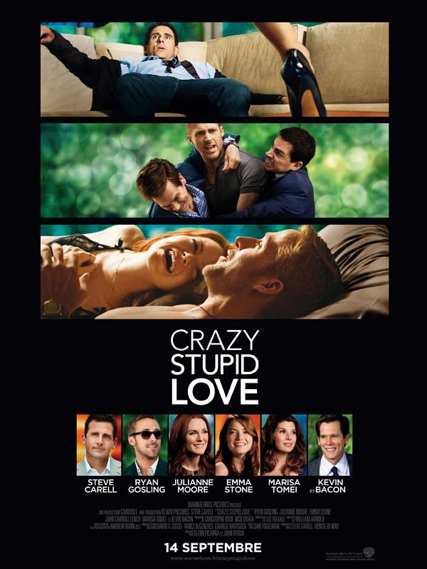Crazy, Stupid, Love ma critique