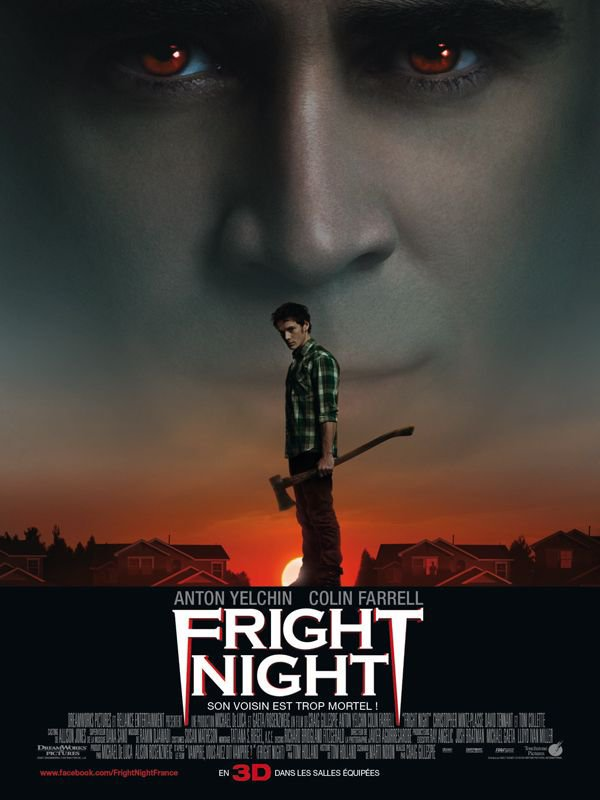 Fright Night   3D  ma critique