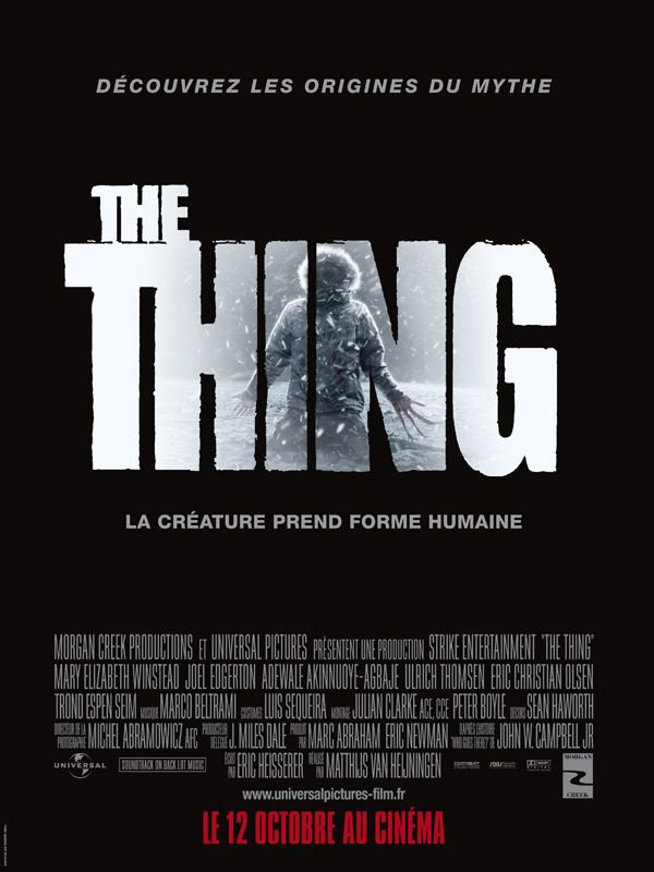 The Thing ma critique