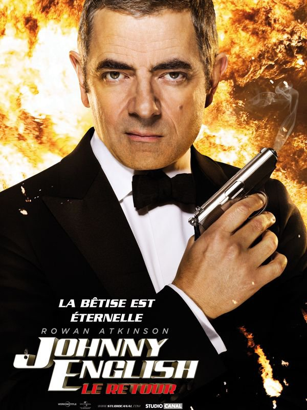 Johnny English, le retour ma critique