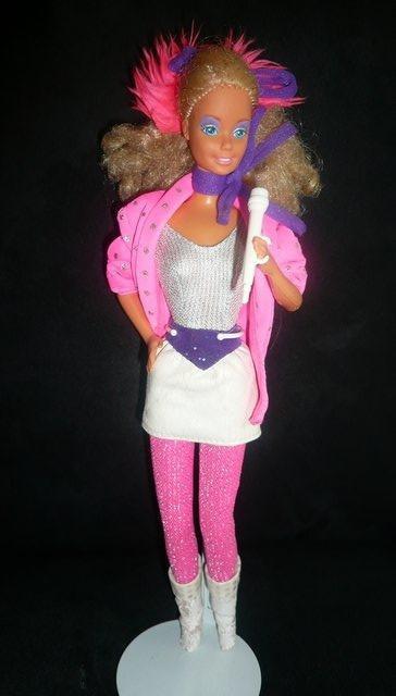 Barbie Rock Star de 1986
