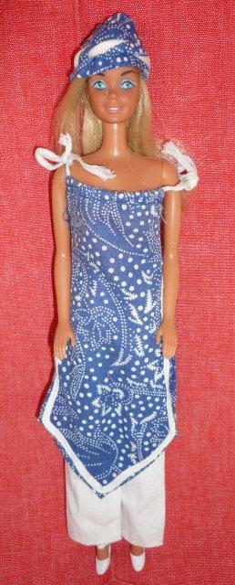 Barbie dans la tenue n° 2225 de 1978