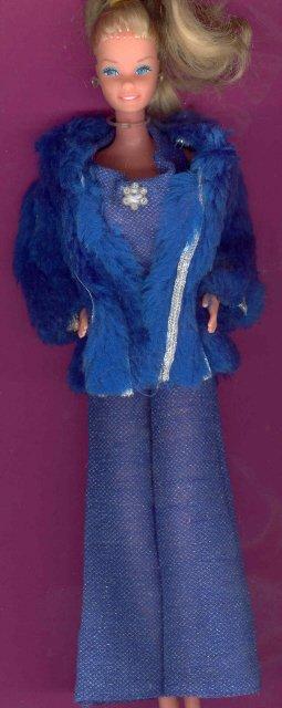 Barbie Superstar dans la tenue n° 2481 de 1978