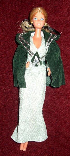 Fashion Photo Barbie dans la tenue n° 2790 de 1979 nommée In the limelight ou Casino