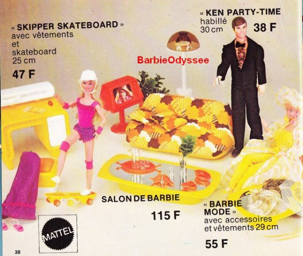Pour Michette : extrait de 1979 : Salon