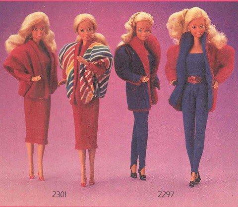 1986 - Les réversibles