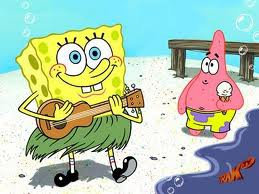 Bob l'éponge !? Patrick ?! <3
