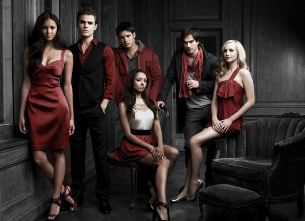 Bienvenue sur mon blog Vampire Diaries