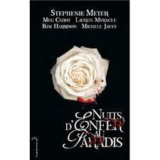 La bibliothèque de Stephenie Meyer.