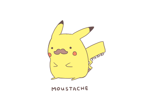 Moustache =3