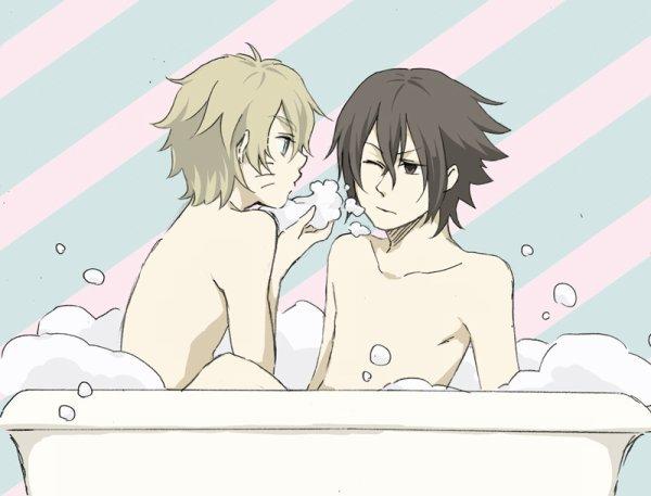 Rien de mieux qu'un bon bain chaud