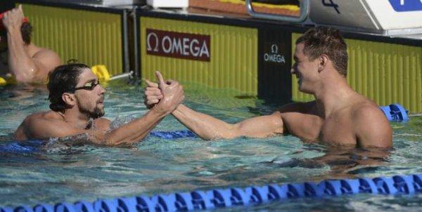 Grand Prix de SANTA CLARA -Phelps, deux finales, une victoire à Santa Clara