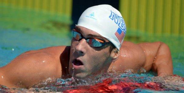 Championnats des USA - Michael Phelps est dans le coup