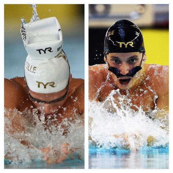 Troisiième journée des Championnats de France de Natation en grand bassin 2015