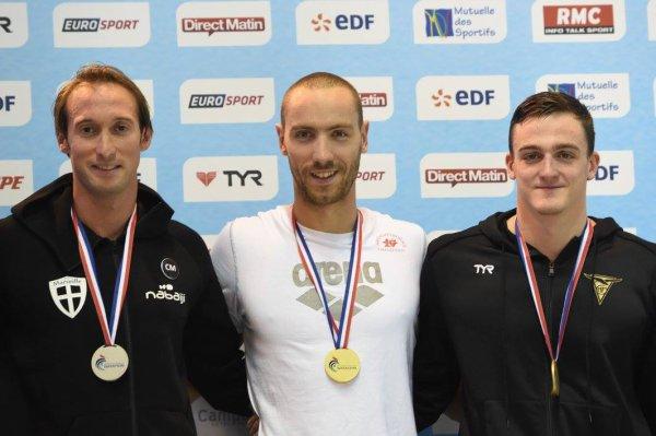 Quatrième journée des Championnats de France de Natation en grand bassin 2015