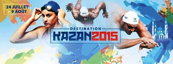 Première matinée des Mondiaux de Kazan 2015