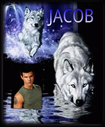 Montage de Jacob #The-secrect-circle