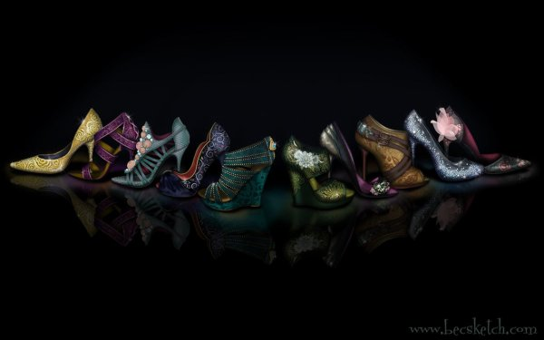 chaussur , concour