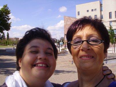 Mwa et ma mamie