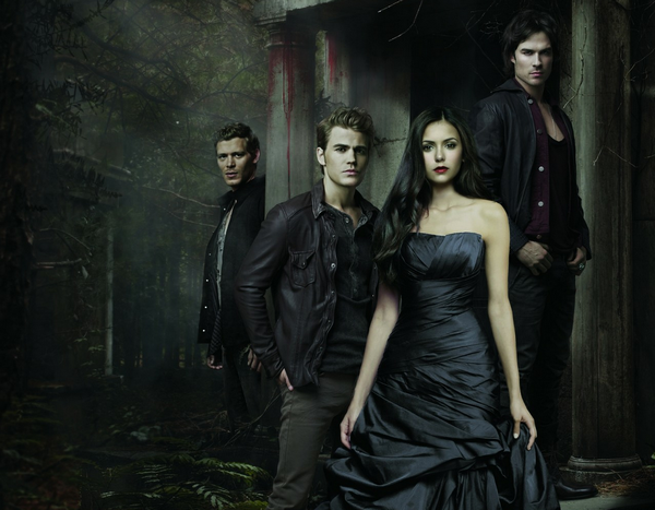 the vampire diaries , le monde fantastique de la magie