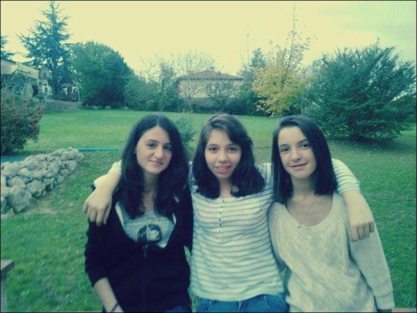 Manon, Marine&Marine :)♥