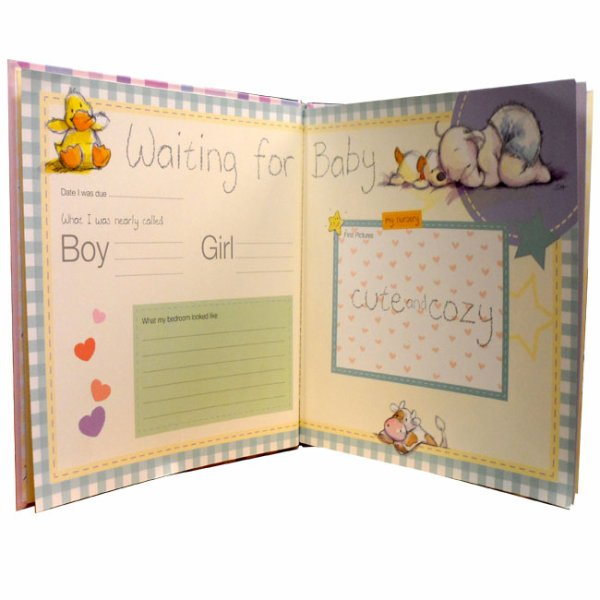 Lovely Baby Shower Record Book Part - 8: ... Buy Baby Shower Gift Humphrey My Baby A First Year Diary Record Book ...