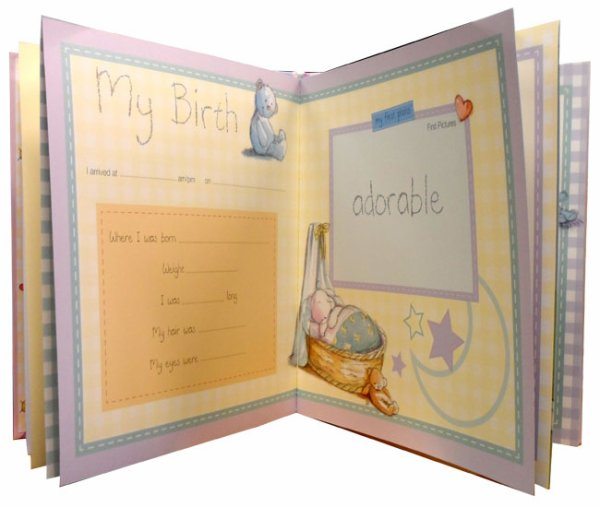 Buy Baby Shower Gift Humphrey My Baby A First Year Diary Record Book