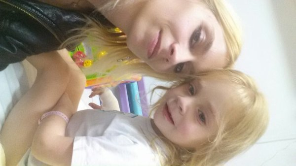 moi et ma petite princesse