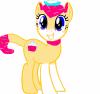 nouveau poney!(sugar sprinkles)